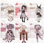 CNY x Kinoko [GA Batch 2] - OPEN by shiohh