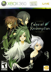 Tales of Redemption by Soreiya