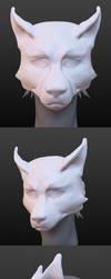 Dog mask by Soreiya