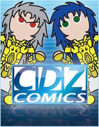Saga and Kanon by CDZComics