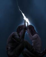 Echos de la nuit [reylo] by TrashedBarbie