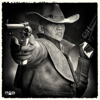 The Gunslinger by RobF4