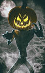 The Great Pumpkin Is Coming For You by RobF4