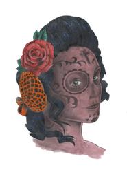 Dia de los muertos by ktrich