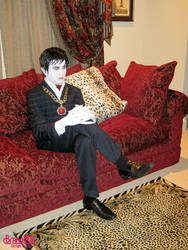 Barnabas Collins, Dark Shadows, Depp costume by Brangeta