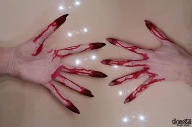 Brangeta Barnabas Collins Hands 2013 by Brangeta