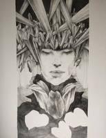 Tulip Crystals by cyeren