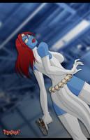 Mystique by ravnbee-art