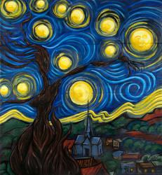 Morkve Look To The Stars by Gorblitz