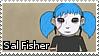 Sal Fisher Stamp by TengokuNoYuki