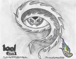 Tool Eye by GothicKenshin