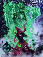 Summon the Goblin Dead by theviljackass