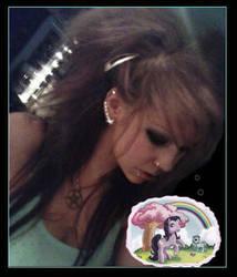 My Little Pony by lostinsideaframe