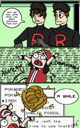 Twitch Plays Pokemon by ccucco