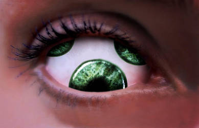Eye eye eye by xLizarDx