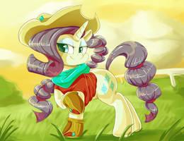 Cowboy Rarity by SirMasterDufel