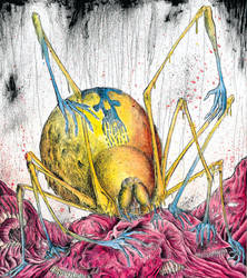 Arachne's Curse by uncouthbarbarian