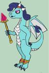 Draw This in Your Style: BIO675's Dragon Queen by Pone-Dancer