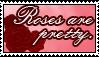 Rose Stamp by SilentRosySunrise