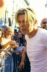 David Bowie In NY - 2 by lunar-basket