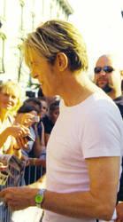 Thinking David Bowie by lunar-basket
