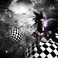 space girl by ricardofx