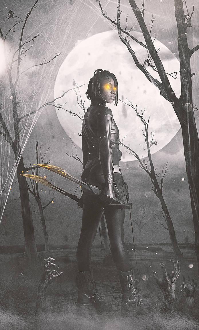 Nite Hunter by ricardofx