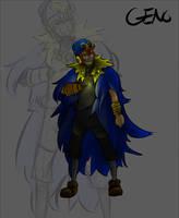 Geno by Kratos99