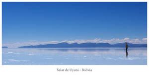 Salar de Uyuni - Bolivia by nkolb
