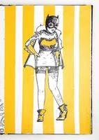 More Bat Fashions by 100pinkbullets