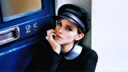 Emma Watson Doorway V2 by Dave-Daring
