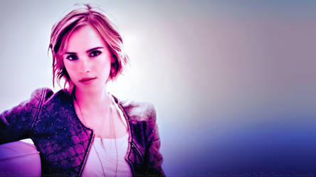 Emma Watson Aglow by Dave-Daring