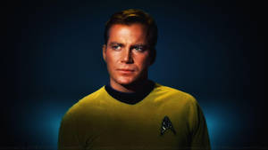 William Shatner Captain Kirk IV by Dave-Daring