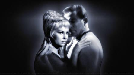 Star Trek Lovers by Dave-Daring