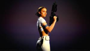 Natalie Portman Padme Amidala II by Dave-Daring