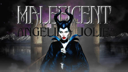 Angelina Jolie Maleficent II by Dave-Daring