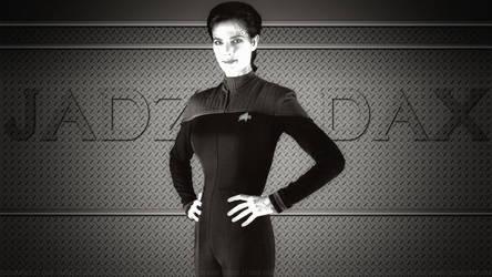 Terry Farrell Jadzia Dax XII by Dave-Daring