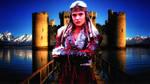 Victoria Pratt Queen Cyane by Dave-Daring
