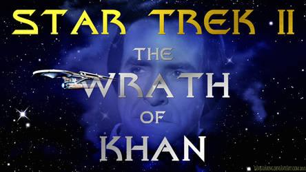 Ricardo Montalban Khan II by Dave-Daring