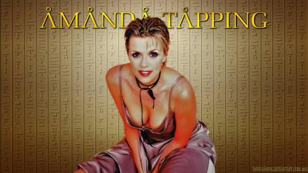 Amanda Tapping Abydos by Dave-Daring