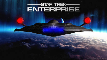 USS Enterprise NX-01 by Dave-Daring