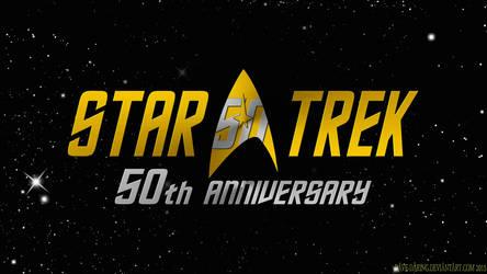 Star Trek 50 by Dave-Daring