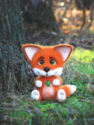 Fox  Olly by Lyntoys