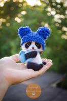 Little panda Mika 2 by Lyntoys