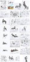 About sketch by OblokMagellana