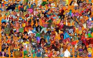 2 - 200 Favorite Disney Characters (Updated) by TheZoologist