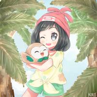 Pokemon Sun and Moon Doodle by kiro25
