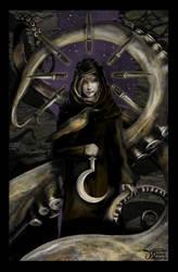 Saturn Black by JaniceDuke