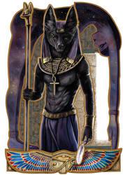 Anubis by JaniceDuke