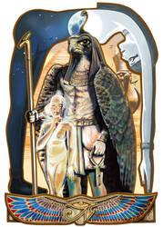 Horus by JaniceDuke